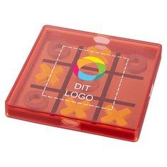 Bullet™ Winnit magnetisk kryds og bolle-spil med fuldt farvetryk