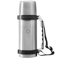 Avenue™ Everest isolating flask with strap Laser Engraved