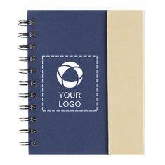 Lock-it Mini Spiral Notebook