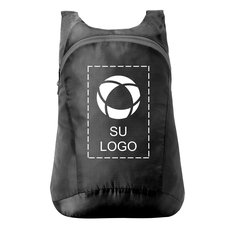 Mochila promocional Packaway (Exclusiva de Promotique™)