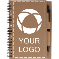 Bloquero Recycled Notebook with Pen