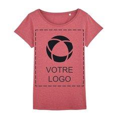 T-shirt femme cintré uni Stella Wants