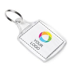 Petit porte-clés avec image à insérer