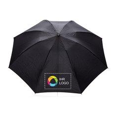 Faltbarer, wendbarer Regenschirm mit automatischem Öffnungs- und Schließmechanismus von Swiss Peak®