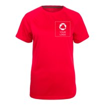 Elevate™ Niagara Cool Fit Dames T-shirt