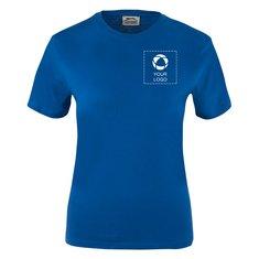 Slazenger™ Ace Dames T-shirt met Korte Mouwen