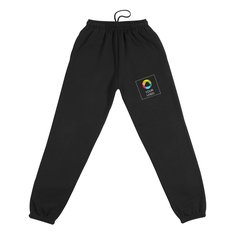 Fruit of the Loom® Men's Elasticated Tracksuit Bottoms