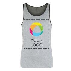 Camiseta de tirantes de punto unisex de Bella + Canvas®