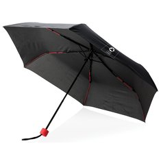 Coloured Fiberglass Foldable Umbrella