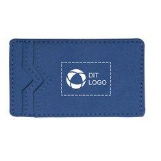Avenue™ RFID-telefonpung med to lommer