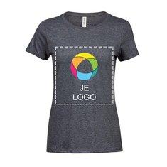Tee Jays® Urban Melange dames-T-shirt