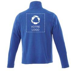 Veste polaire en molleton de polyester Rixford d'Elevate™