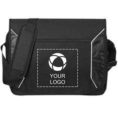 """Avenue™ Stark Tech 15.6"""" Laptop Shoulder Bag"""