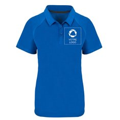 Polo femme Cool Fit Ottawa d'Elevate™