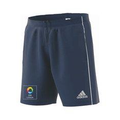 "adidas® ""Core 18"" träningsshorts i herrmodell"