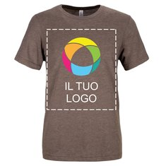 Maglietta a maniche corte Triblend Bella + Canvas®
