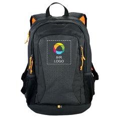 Laptop- und Tabletrucksack Ibira von Case Logic™, 15,6Zoll, mit Vollfarbdruck