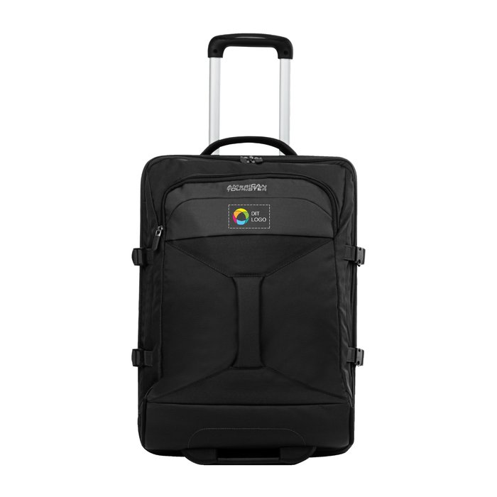 American Tourister® Road Quest med 2 rum Duffeltaske 55 cm
