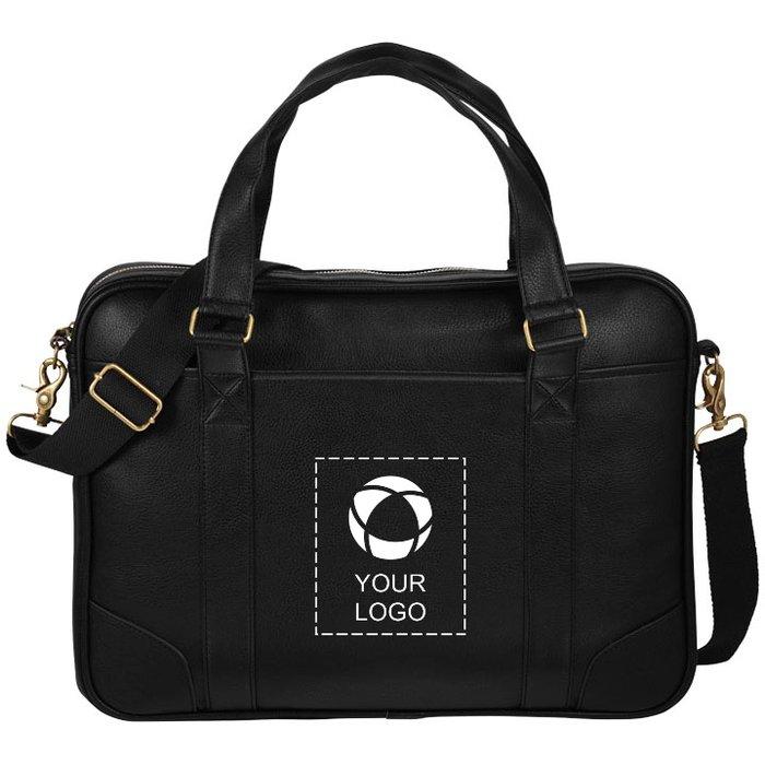 "Avenue™ Oxford 15.6"" Slim Laptop Briefcase"