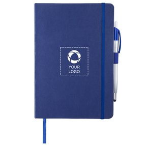 Snap Notebook with Pen-Stylus