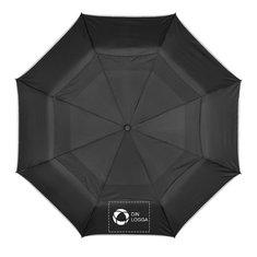 Luxe® Scottsdale vikbart paraply med automatisk öppning/stängning