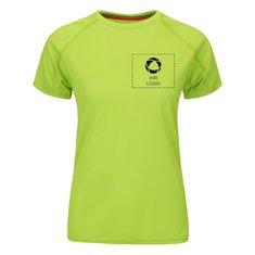 Kurzärmliges Damen-T-Shirt Serve von Slazenger™