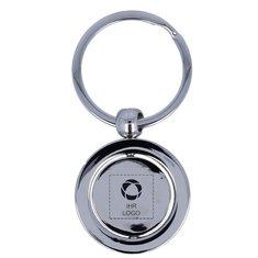 Schlüsselanhänger Globy aus Metall