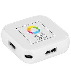 USB-Hub Connex mit 4Anschlüssen