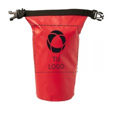 Bolsa impermeable con 30 artículos de primeros auxilios y toallitas con alcohol de Bullet™
