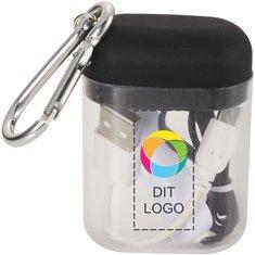 Budget Bluetooth® ørepropper med fuldt farvetryk