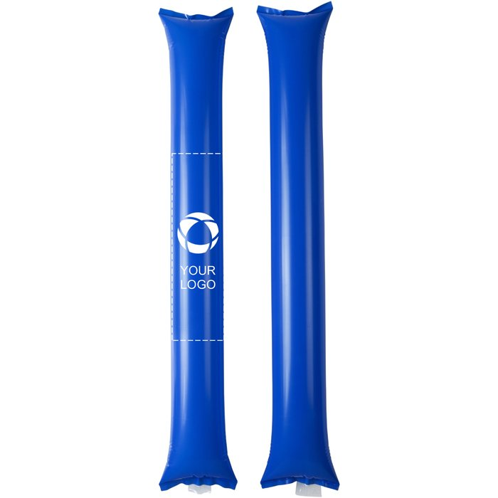 Bullet™ Cheer 2-piece Inflatable Cheering Sticks