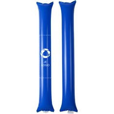 Bullet™ Cheer Opblaasbare Cheering Sticks, 2 stuks