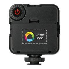 Lumière vidéo portative pour ordinateur portable et tablette