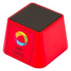 Bluetooth®-Minilautsprecher Nomia mit Vollfarbdruck
