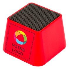 Mini haut-parleur Bluetooth® Nomia de Bullet™ imprimé en couleur