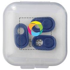 Copri webcam con custodia e stampa a colori Bullet™