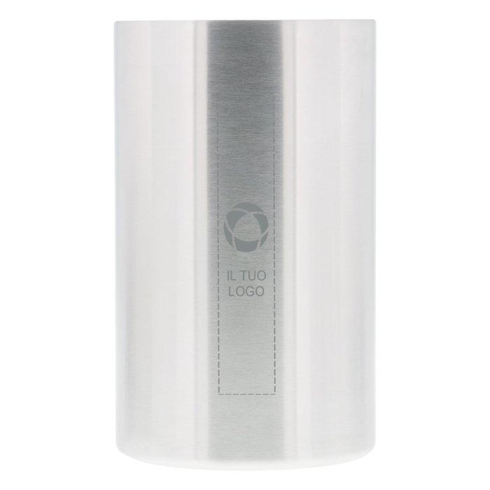 Raffredda bottiglie Cielo Bullet™ con incisione a laser
