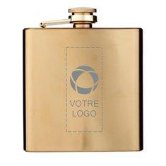 Flasque dorée 175 ml Elixer de Bullet™
