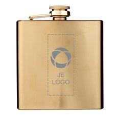 Bullet™ Elixer gouden heupfles 175 ml