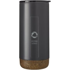 Verre à isolation sous vide et intérieur en cuivre gravé au laser Valhalla d'Avenue™