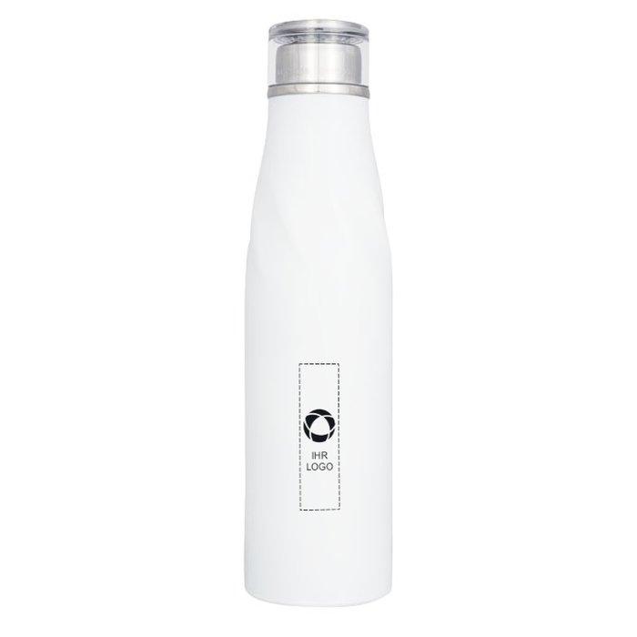 Kupferisolierte Vakuumflasche mit Verschlussautomatik Hugo von Avenue™
