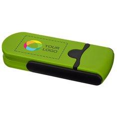 Funktionswerkzeug Branch mit Schraubenzieher und Maßband von Bullet™ mit Vollfarbdruck