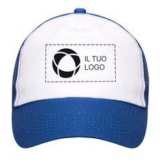 Cappellino in rete a cinque spicchi Bullet™