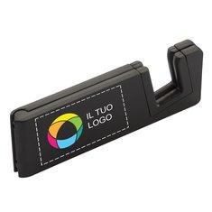 Supporto per dispositivi elettronici Slim con stampa a colori