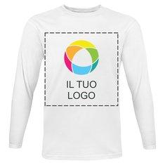 Maglietta a maniche lunghe Super Premium Fruit of the Loom®