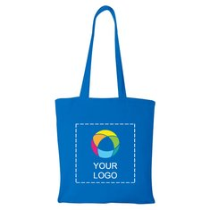 Medium Weight Cotton Ink Printed Tote