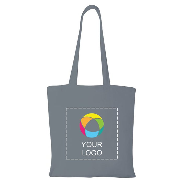 Medium Weight Cotton Ink-Printed Tote