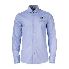Camicia con vestibilità normale e stampa monocolore Yellow Bow 51 J. Harvest & Frost
