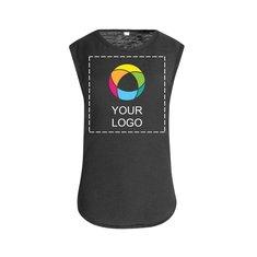 Camiseta sin mangas vintage de hilo flameado orgánico de Mantis™ para mujer