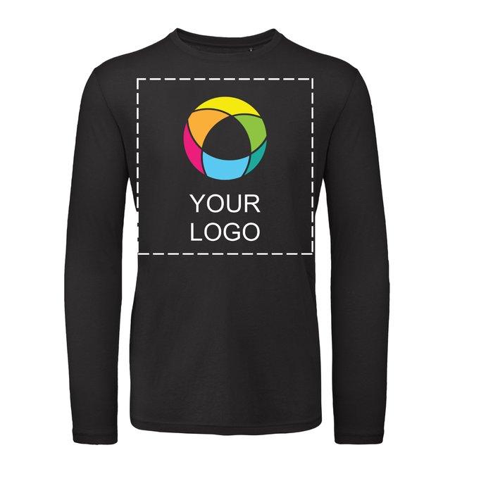 B&C™ Inspire Long Sleeve Men's T-shirt
